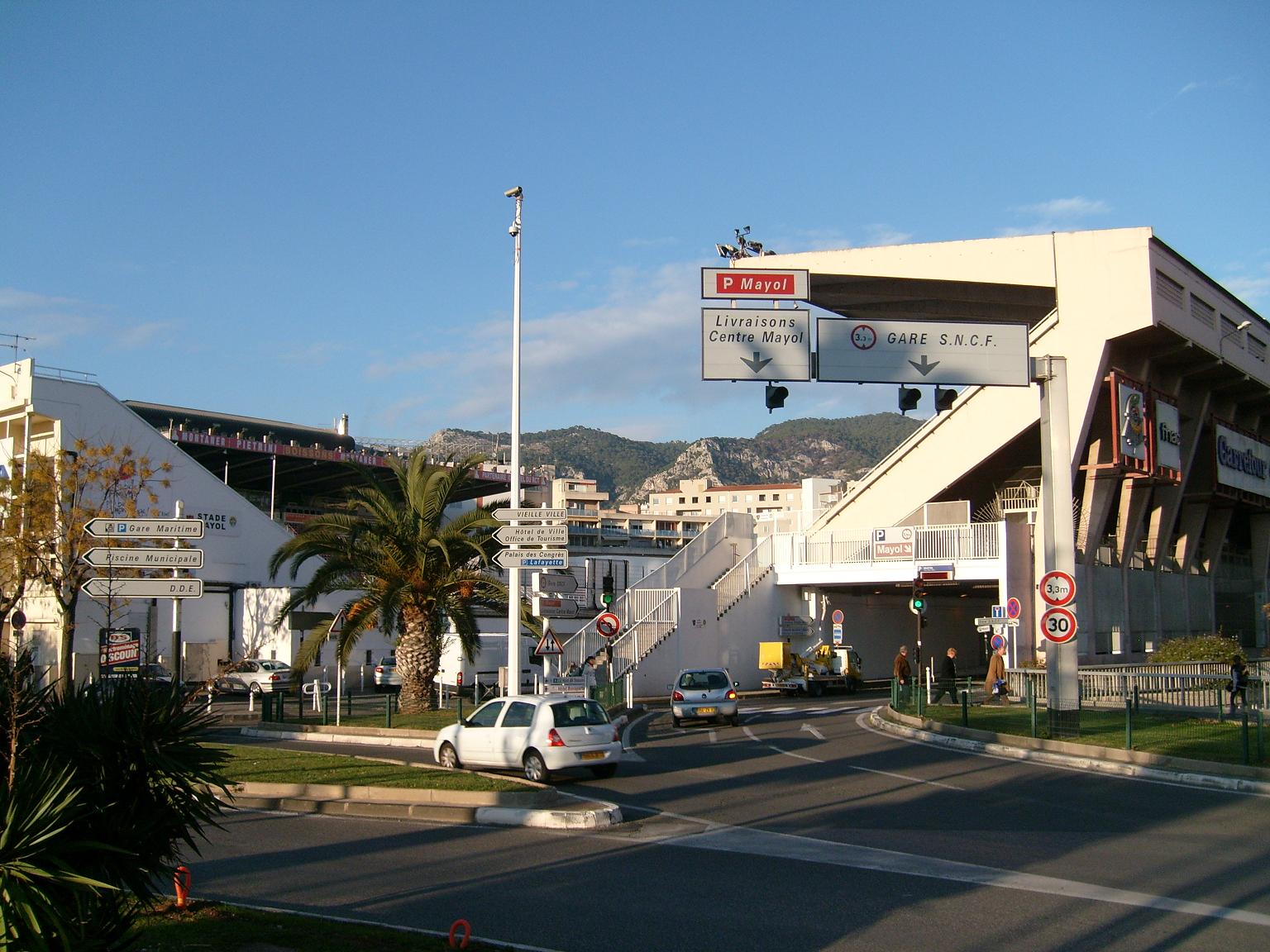 Toulon, Stade Mayol